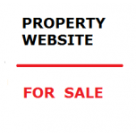Online Property Website 1st Page On Google For Sale