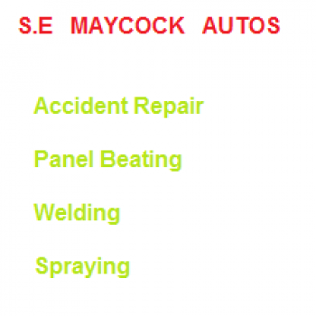 SE Maycock Auto's