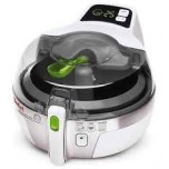 Tefal ActiFry Family AH900015 Low Fat Electric Fryer, 1.5 kg Capacity, White
