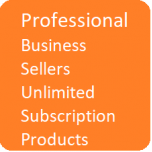 Professional Business Sellers Unlimited Products Subscription